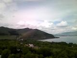 Озеро Севан и Севанаванк в Армении 1900 м над уровнем моря