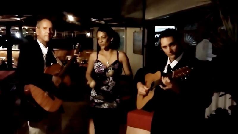 3v6 Hasta siempre - Comandante Che Guevara Song / Trio (Kuba März 2016)