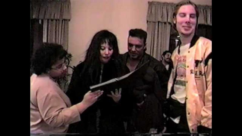 Chris Benoit hotel shoot interview (1995) by Peter Paulsen