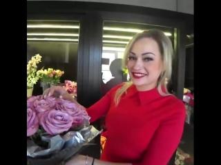 Холодильная камера для цветов с черной ламинацией в г. Дмитров