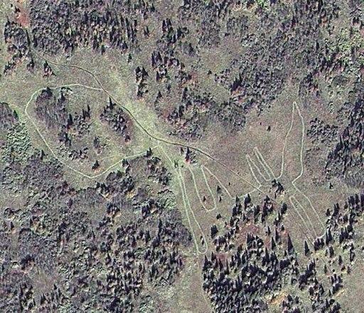 На Урале найден один из самых древних геоглифов на планете