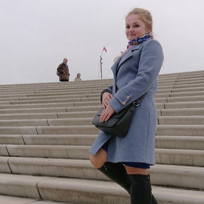 Юлия Садоменко-Горгун