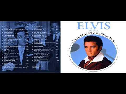 Elvis Presley A Legendary Performer, Volume 8