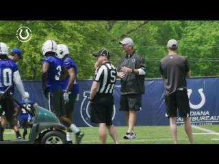 Sound: Reich-Rookie-Mini-Camp Colts 2018