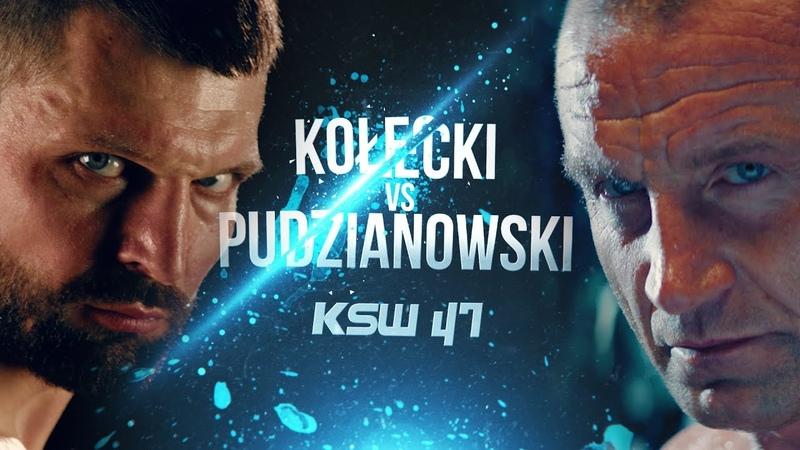 KSW 47 Pudzianowski vs Kołecki - Pierwsza zapowiedź