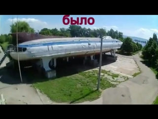 всё что осталось от Спутника.снос памятника в #Тольятти
