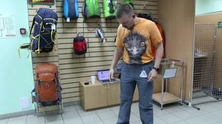 Туристические брюки Splav «Action Tour»