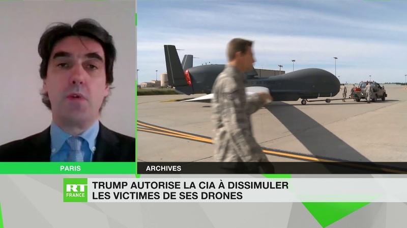 David Rigoulet-Roze «Trump veut laisser une marge de manœuvre plus importante à la CIA»