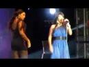 Toni Braxton He wasn't man enough for me(live 2012)