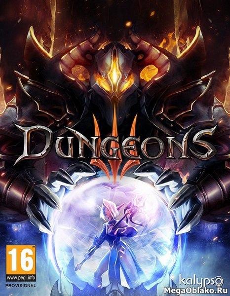 Dungeons 3 (2017/RUS/ENG/RePack by xatab)