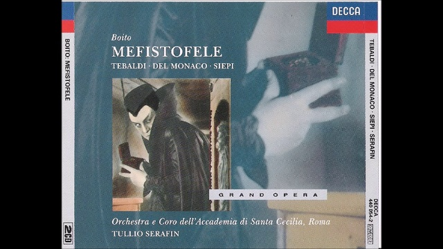 Arrigo Boito - Mefistofele - Epilogue
