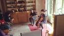 Ludovic B A on Instagram Samedi à Flavigny sur Ozerain au concert que nous avons organisé en aparté de notre amie Chie Narita Au udu pour cet