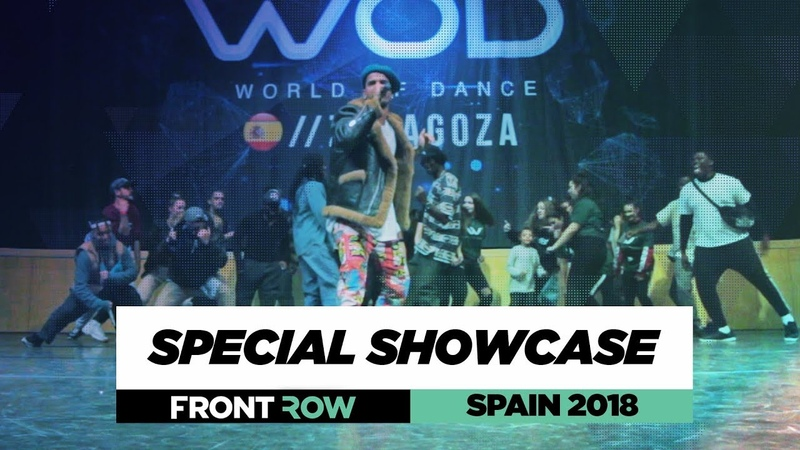 KILLASON | FrontRow Special Showcase | World of Dance Spain Qualifier 2018 | WODSP18