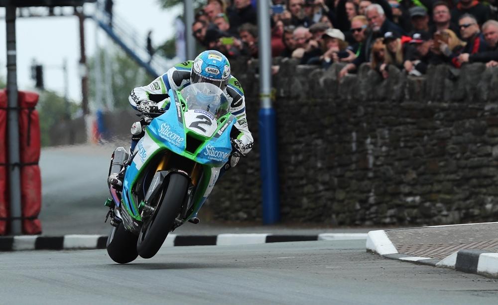 TT 2019: Дин Харрисон выиграл Dunlop Senior TT 2019