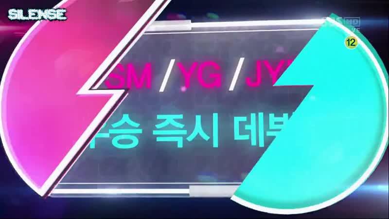 [SILENSE] K-pop Star S1 - 22 EP: Миссия 9. ФИНАЛ [рус.саб]