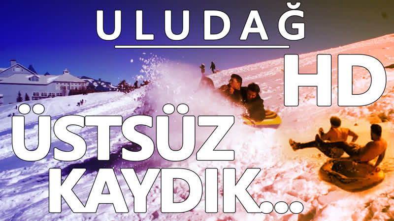 DEĞİŞEN MÜZİKLERLE - Uludağ Kayak Yarış