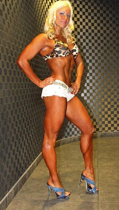 Зинаида руденко фитнес бикини vk
