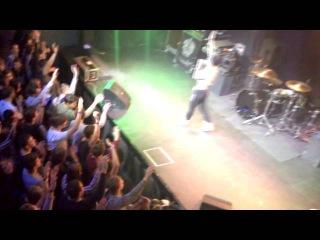 Ева a.k.a Ира PSP выступление на RAP REGGAE FEST (15.11.15)