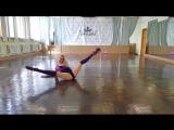 Стрип пластика в Чите, Anya Queen - Анна Гостева, DANCE - FITNESS STUDIO