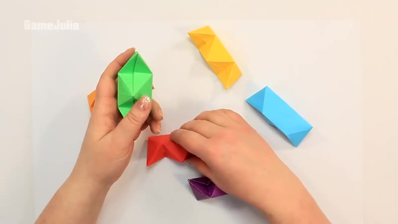 Оригами Головоломка