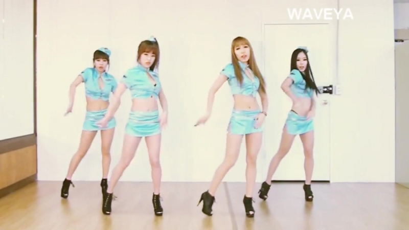 T-ARA - 'Number Nine' Dance Cover by Waveya_HD.mp4