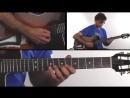 Frank Vignola - II-V-I chromatic riff