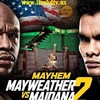 Mayweather vs Maidana 2 Live Stream PPV Showtime