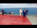 Дубинин Макар на турнире по дзюдо в Жодино 26.05.18.