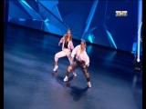 Танцы. Лера и Даша - Санкт Петербург.