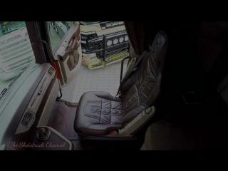 😍😍 Interior Scania S730 V8 S. Verbeek 😍😍