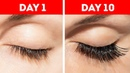28 BRILLIANT BEAUTY HACKS THAT ACTUALLY WORK