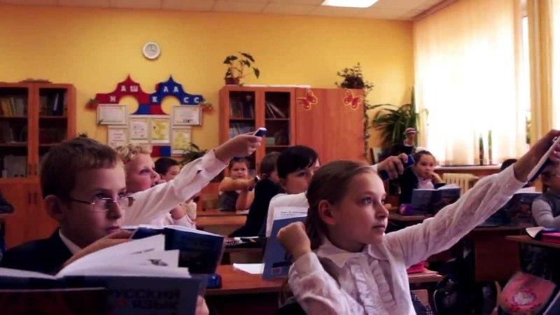 Домодедовская гимназия №5 - презентационный видеоролик.