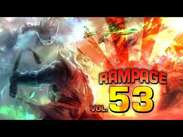 Dota 2 Symphony of Rampage 53