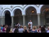 Вечер Испанской музыки на летней террасе Дачи Виктория с Demi de Oro