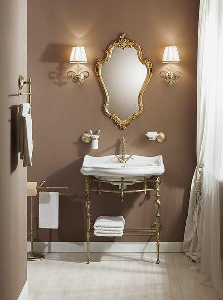 Дизайн ванной комнаты caprigo ru