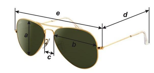 Солнцезащитные Очки Ray-Ban Aviator без оправы коричневые сезон 2014 - фото ahp5xIzeZu8.jpg