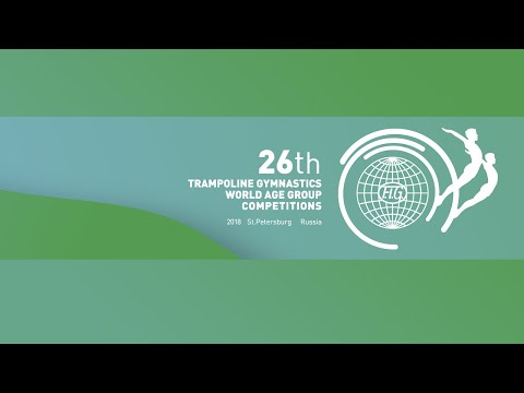 17.11.2018, Finals, Trampoline World Age Group Competitions 2018