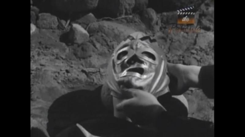 Enmascarado de Plata 1953 / The Silver Masked Man ESP(eng sub)
