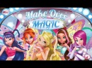 Winx Club Make Over [Nick Game]