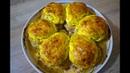 Горячее Блюдо на Новый 2019 Год Картофель с Сыром и Мясом