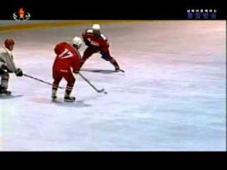 North Korea. Ice Hockey. Taesongsan - Kim Chaek Iron and Steel Complex (9:0)