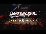 Unbreakable 2014 · Chey [Electroduendes] vs Mounir [Vagabonds]