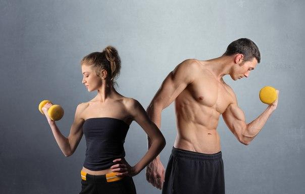 спорт, гантели, здоровое питание, нлп