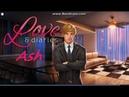 LoveDiaries: Ash Глава 1 часть 2 Romance Story Tictales Otome Game Визуальный роман