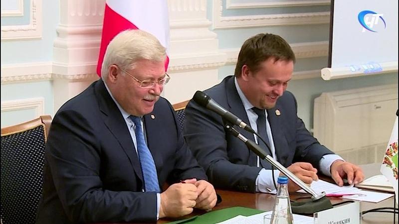 Новгородская и Томская области продолжат обмен успешными практиками