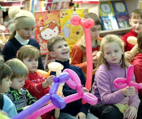 Мастер классы на мероприятие для детей