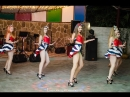 Шоу - балет ''CHICAS''/ SALSA Lady STYLE / Ресторан ''Плакучая Ива''.