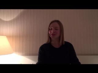 ЖМЖ с двумя девушками в гостинице