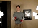 The Box juggling tutorial (300fps slow mo)