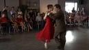 Fernanda Japas Alberto Sendra in Tango Si 4 Al Pasar Sexteto Milonguero